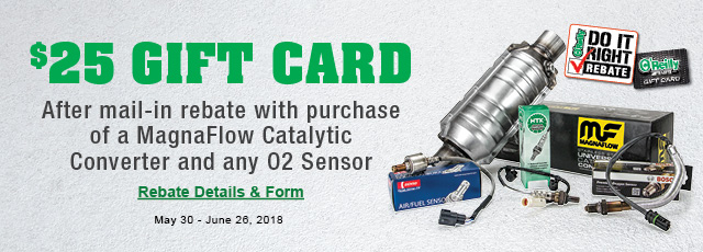 O'Reilly Auto Parts Texas BrakeBest Bundle Offer