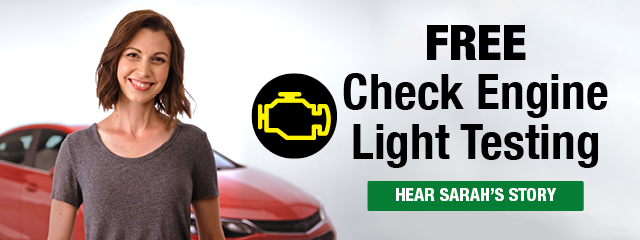 Free Check Engine Light Testing