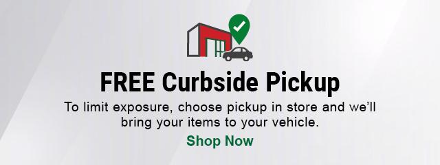 Free Curbside Pickup