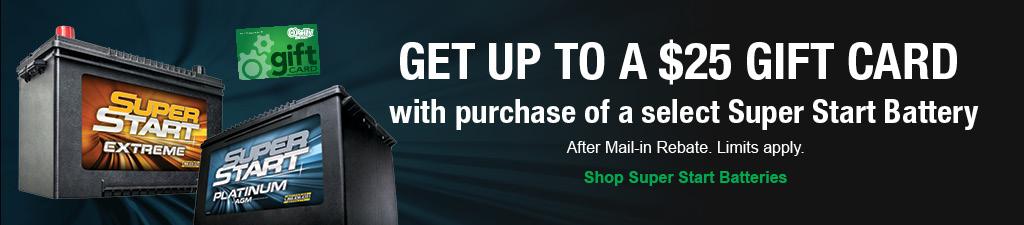 Shop Super Start Batteries