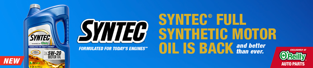 Shop SYNTEC Motor Oil